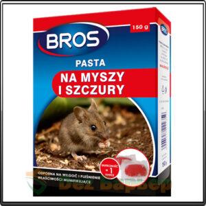 Яд от крыс Гранулы для уничтожения грызунов от BROS